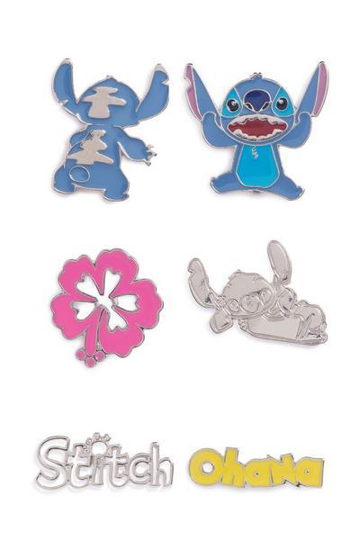 Stitch Badge 6Pk