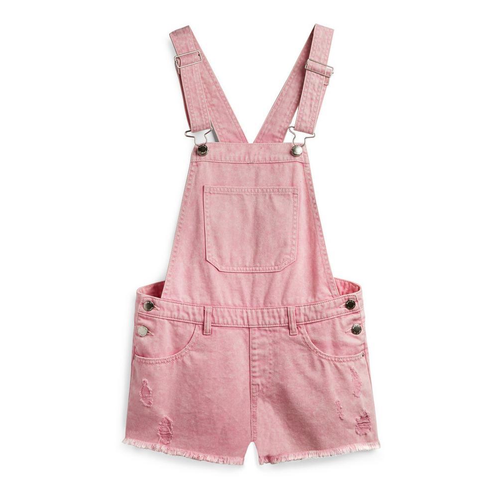 pas mal 18993 81b96 Pink Short Dungaree | Shorts | Womens | Categories | Primark ...
