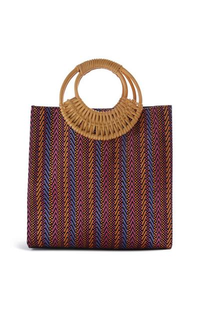 Woven Handbag