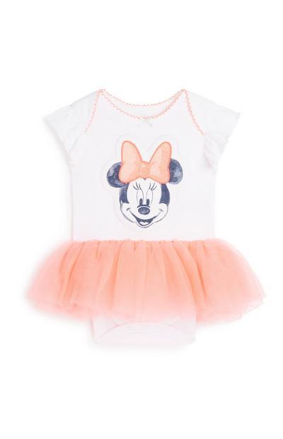 Minnie Tutu Baby Grow
