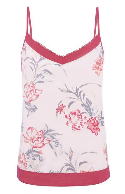 Blush Floral Cami