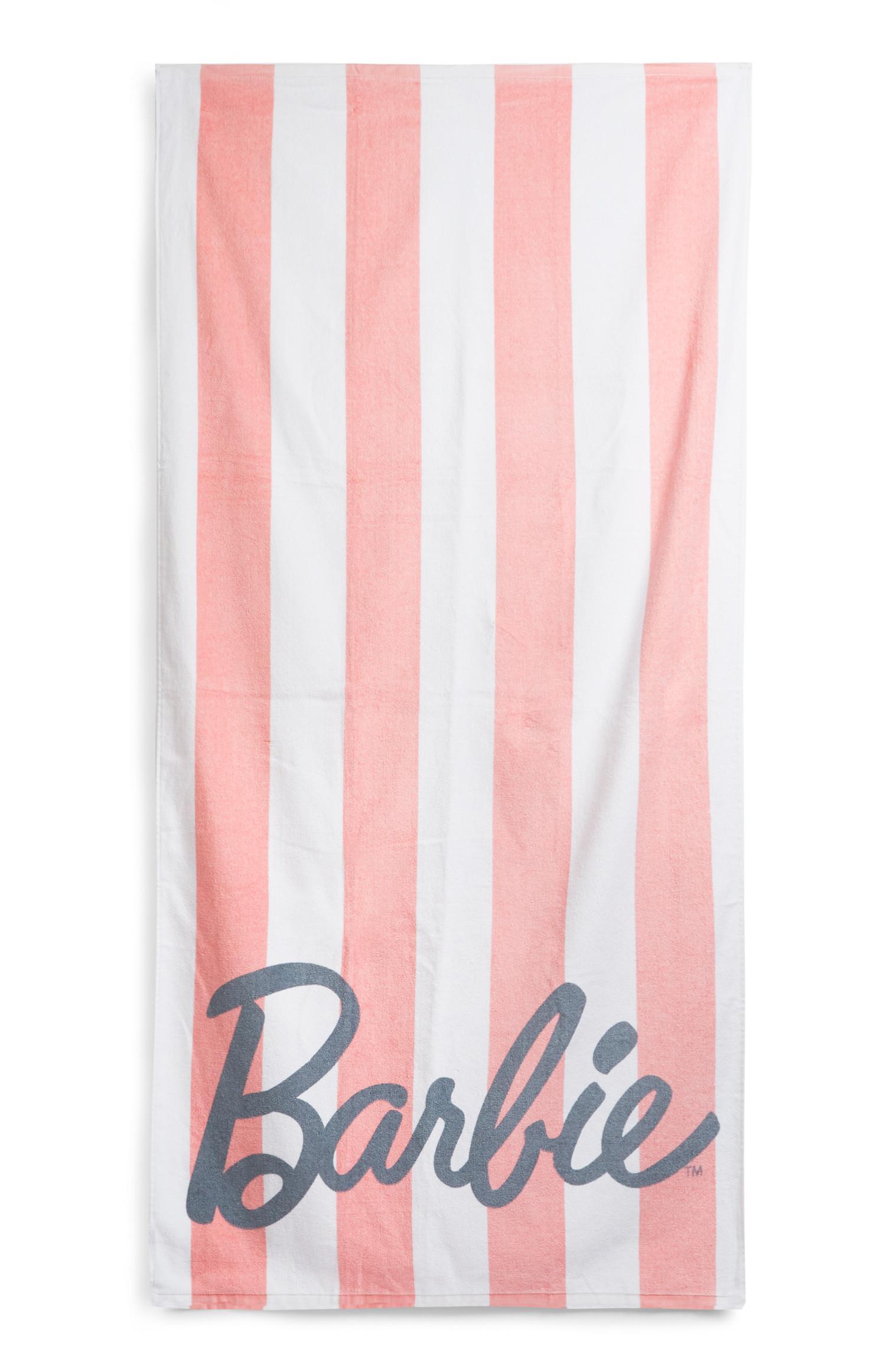 Serviette de bain Barbie