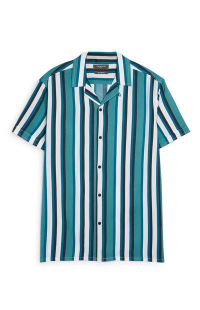 Stripe Co-Ord Stripe Shirt