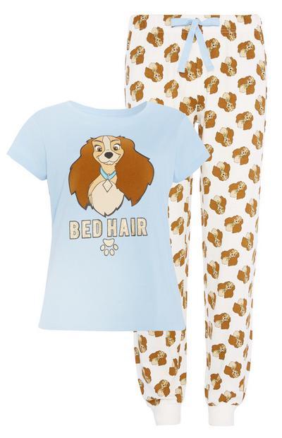 Lady And The Tramp Pyjama Set