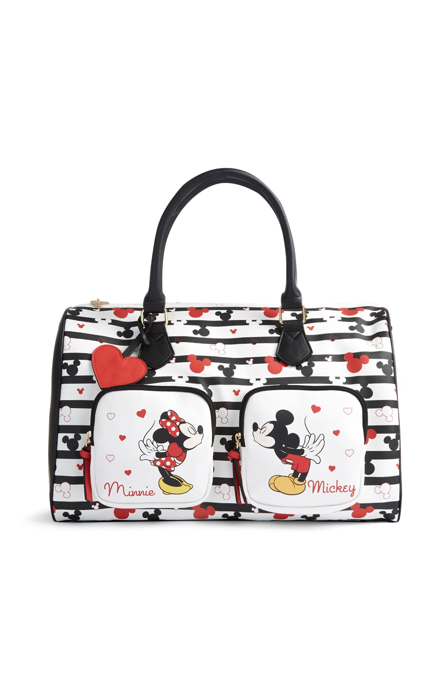 Minnie And Mickey Weekend Bag