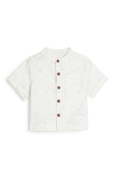Baby Boy Short Sleeve Shirt