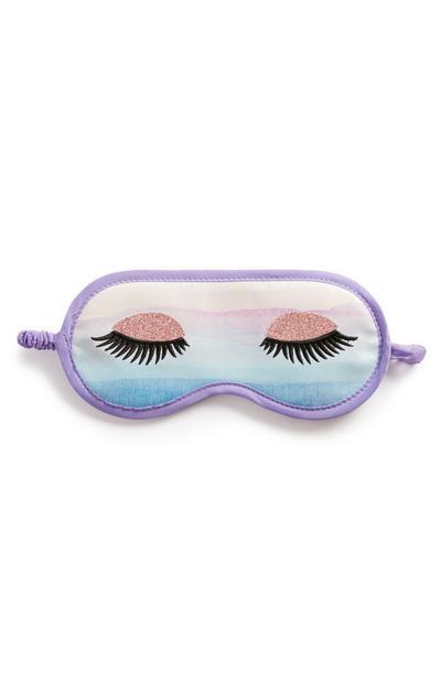 Lilac Eye Mask