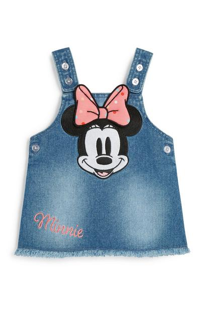 Baby Girl Minnie Mouse Pinafore Dress