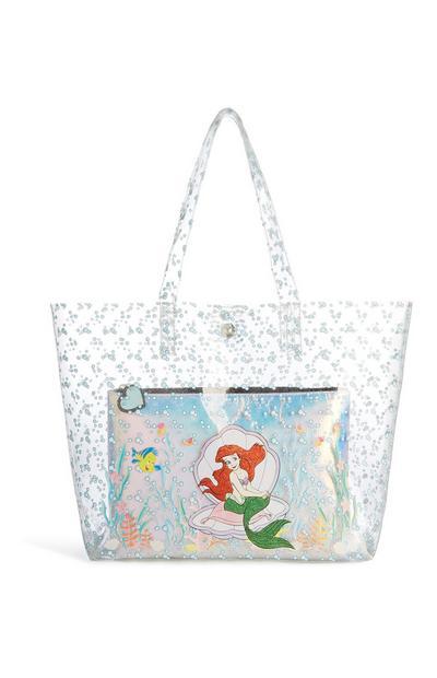Little Mermaid Clear Bag