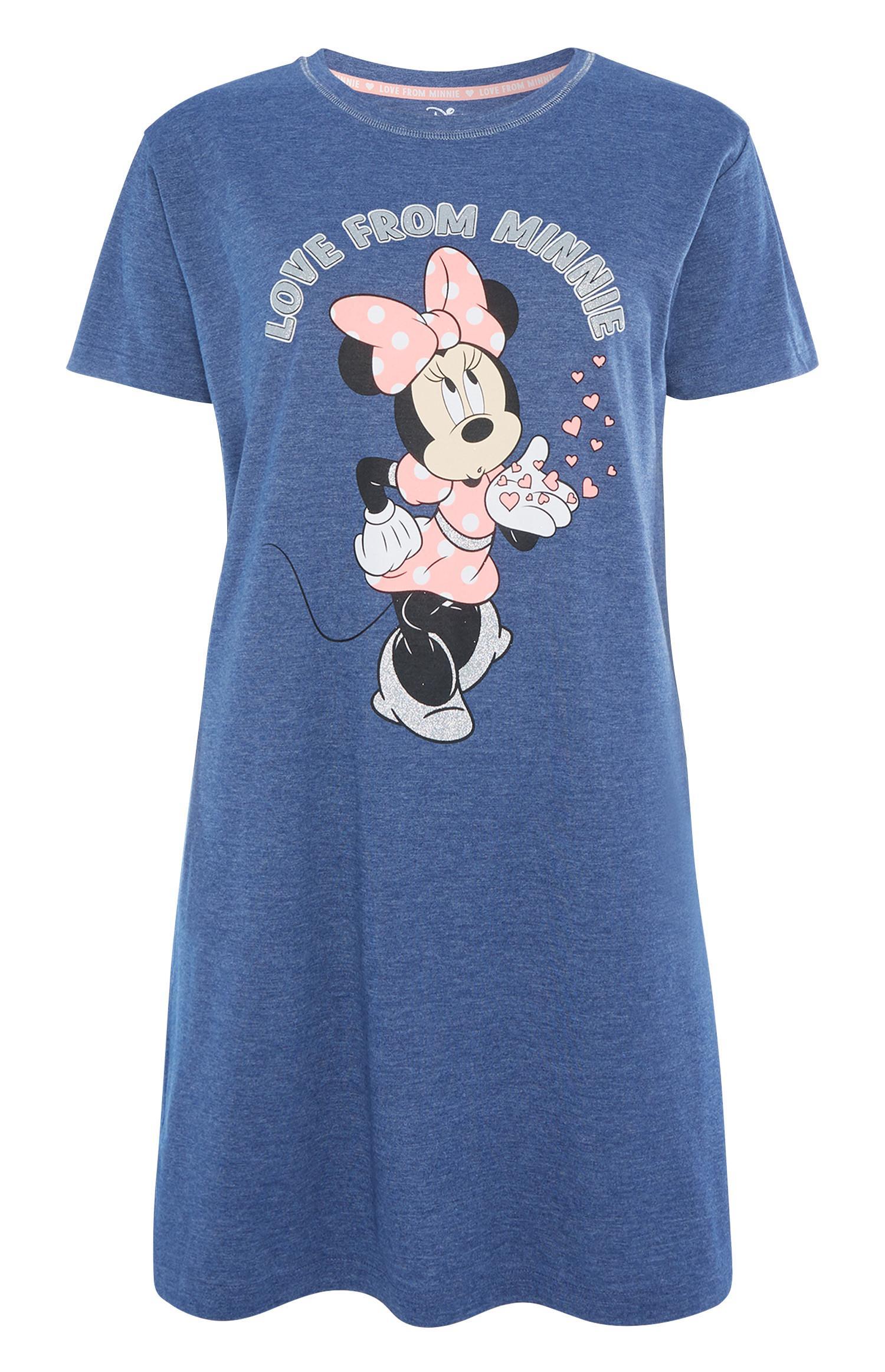 Camicia da notte Minnie