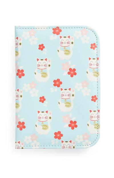 Lucky Cat Passport Cover