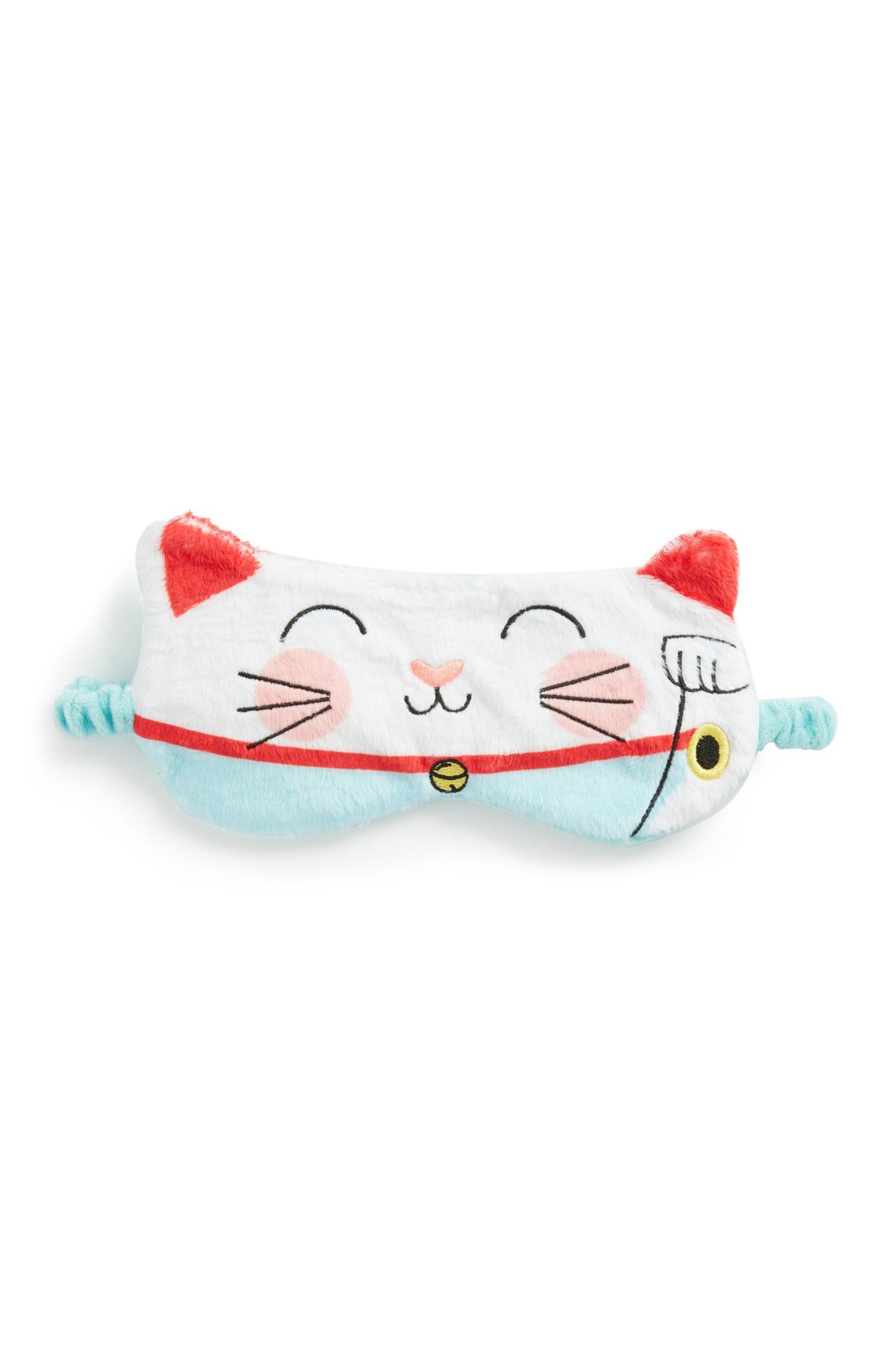 Lucky Cat Eyemask