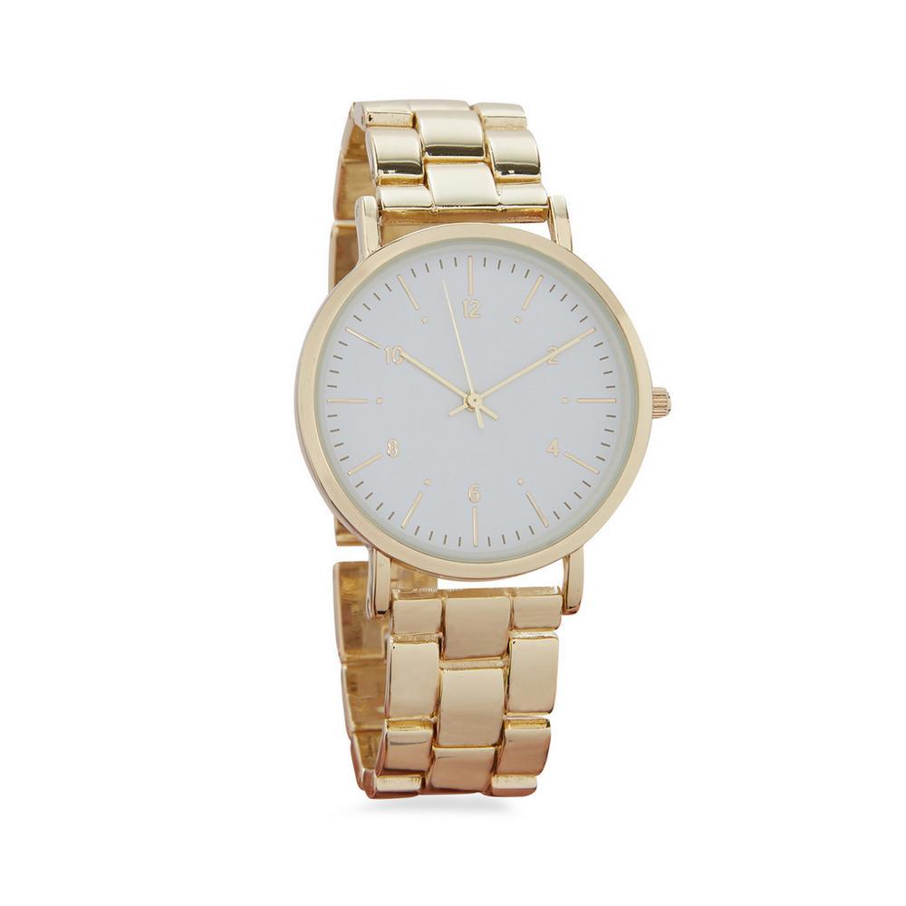 Mujer DoradoRelojes Categorías Reloj Las Bisutería b7gvf6Yy