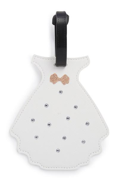 Wedding Luggage Tag