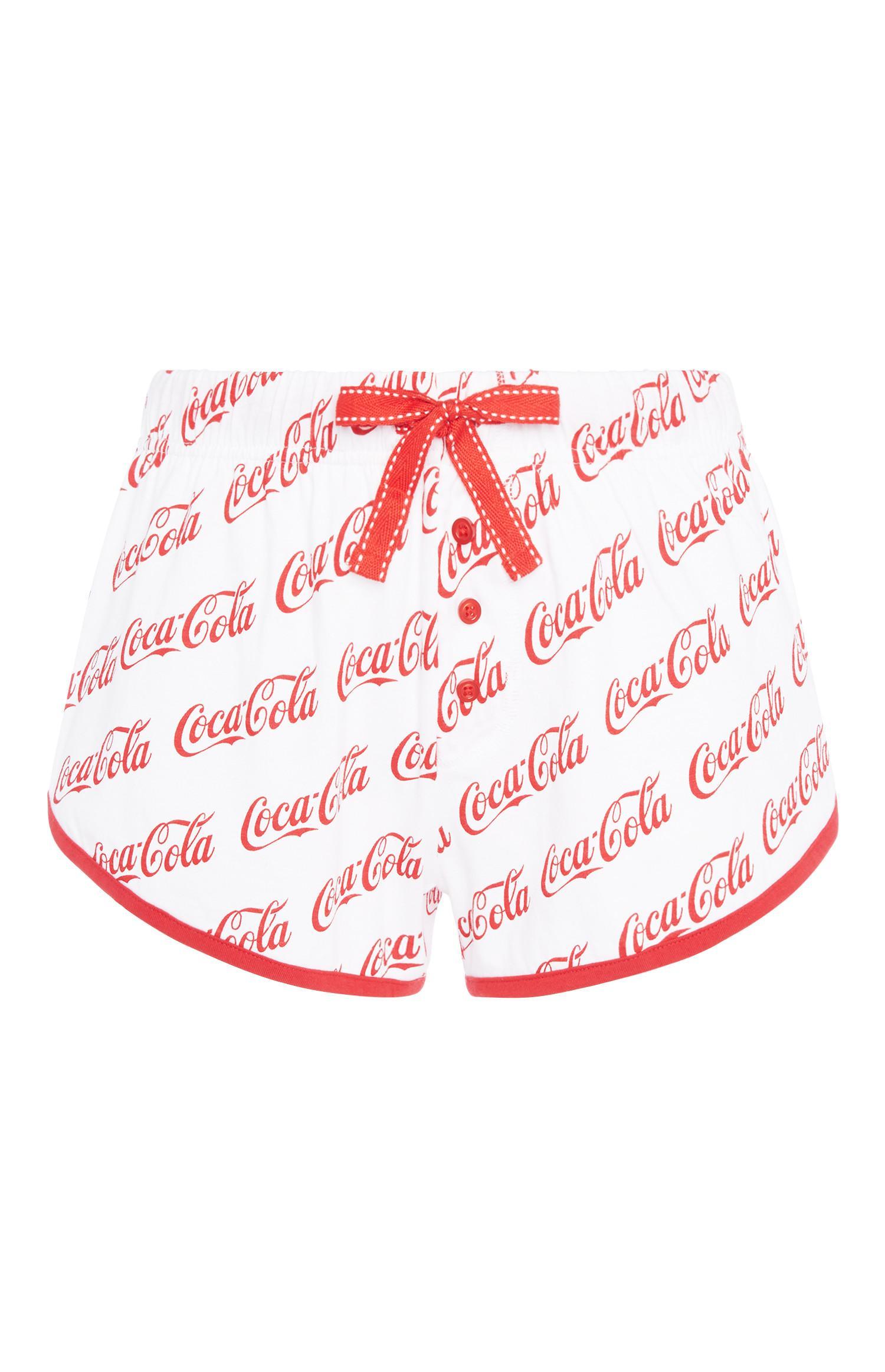 Coca Cola Pyjama Short
