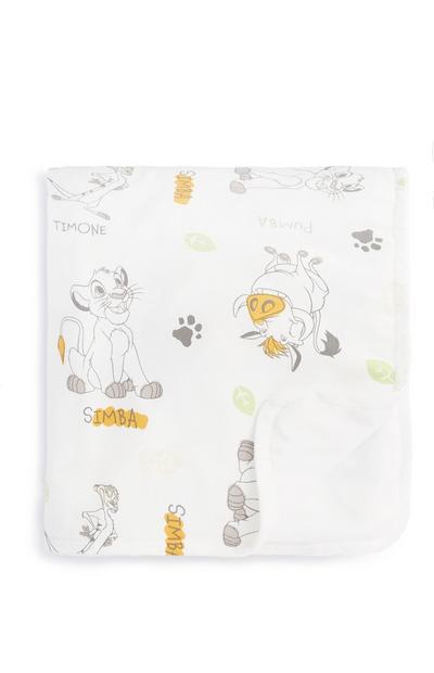 Lion King Blanket