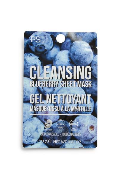 Blueberry Sheet Mask
