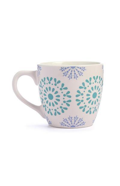 Patterned Mug