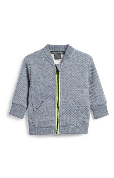 Baby Boy Grey Hoody