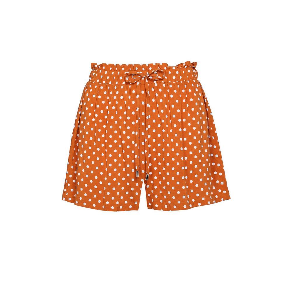 baratas para descuento 25459 f797e Pantalón corto de lunares | Pantalones cortos | Mujer | Las ...