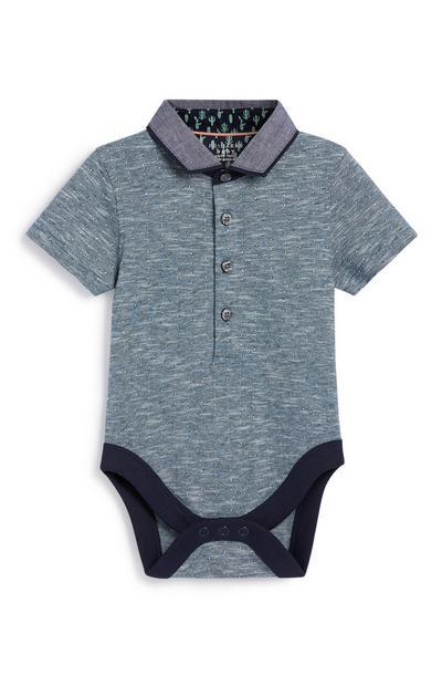 Newborn Baby Boy Bodysuit