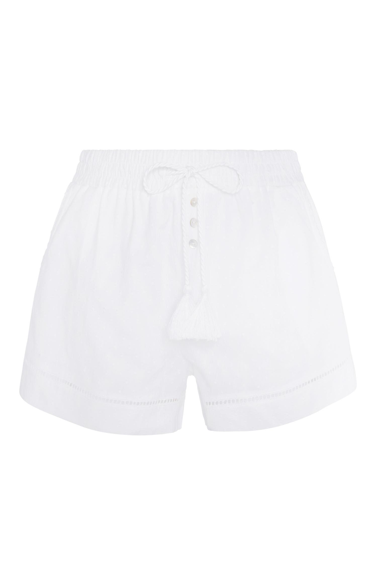 Shorts bianchi