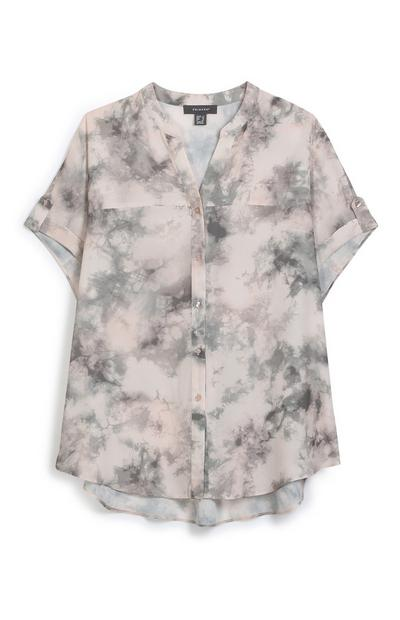 Marble Short Sleeve Shirt