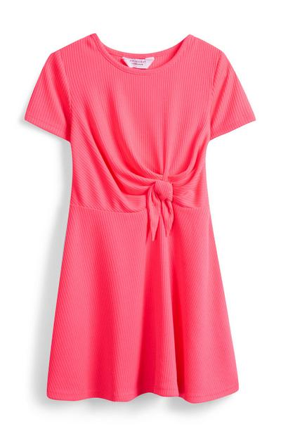 Younger Girl Neon Dress
