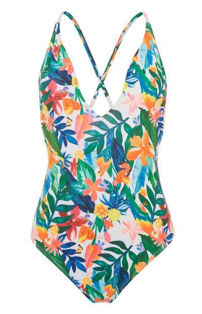 Floral Swimsuit