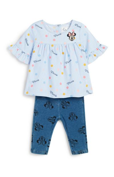 Baby Girl Minnie Mouse Blouse