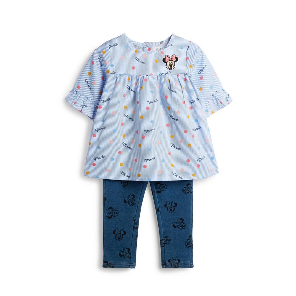 48588713f Conjunto de dos piezas de Minnie Mouse para bebé niña | Bebé niña | Niños |  Las categorías | Primark España