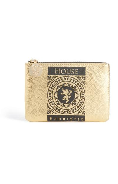 Game Of Thrones Gold Coin Purse