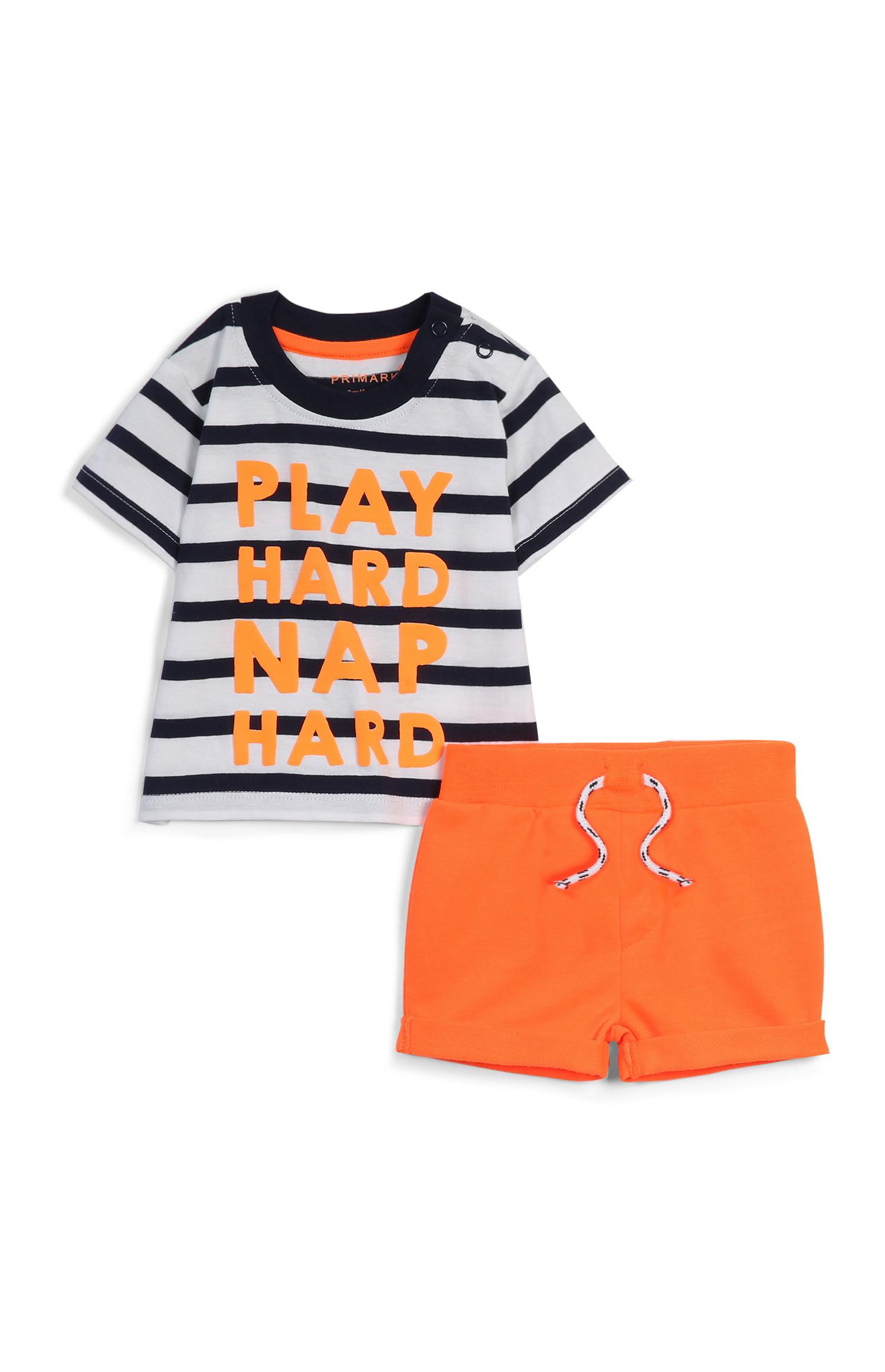 Baby Boy 2-Piece Set