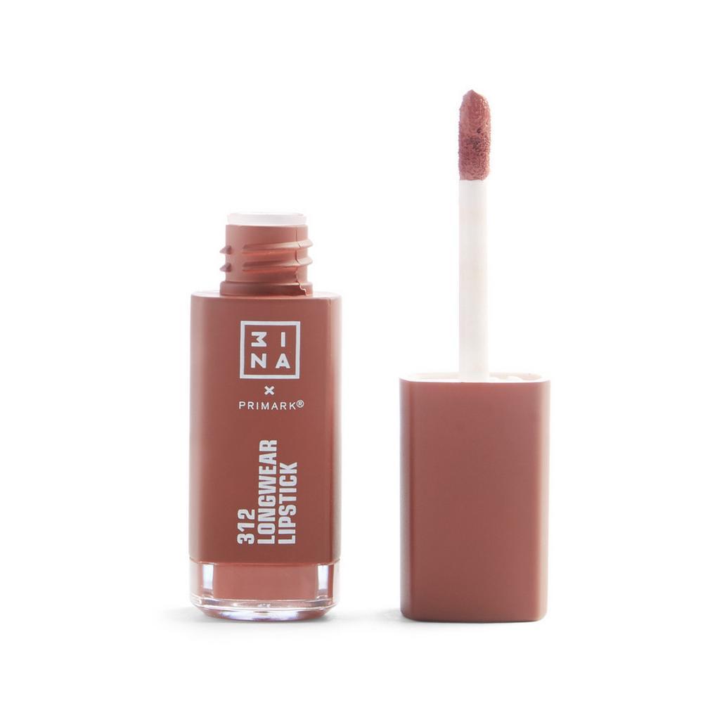 Rouge à Lèvres Mina Longue Tenue Cosmétiques Maquillage