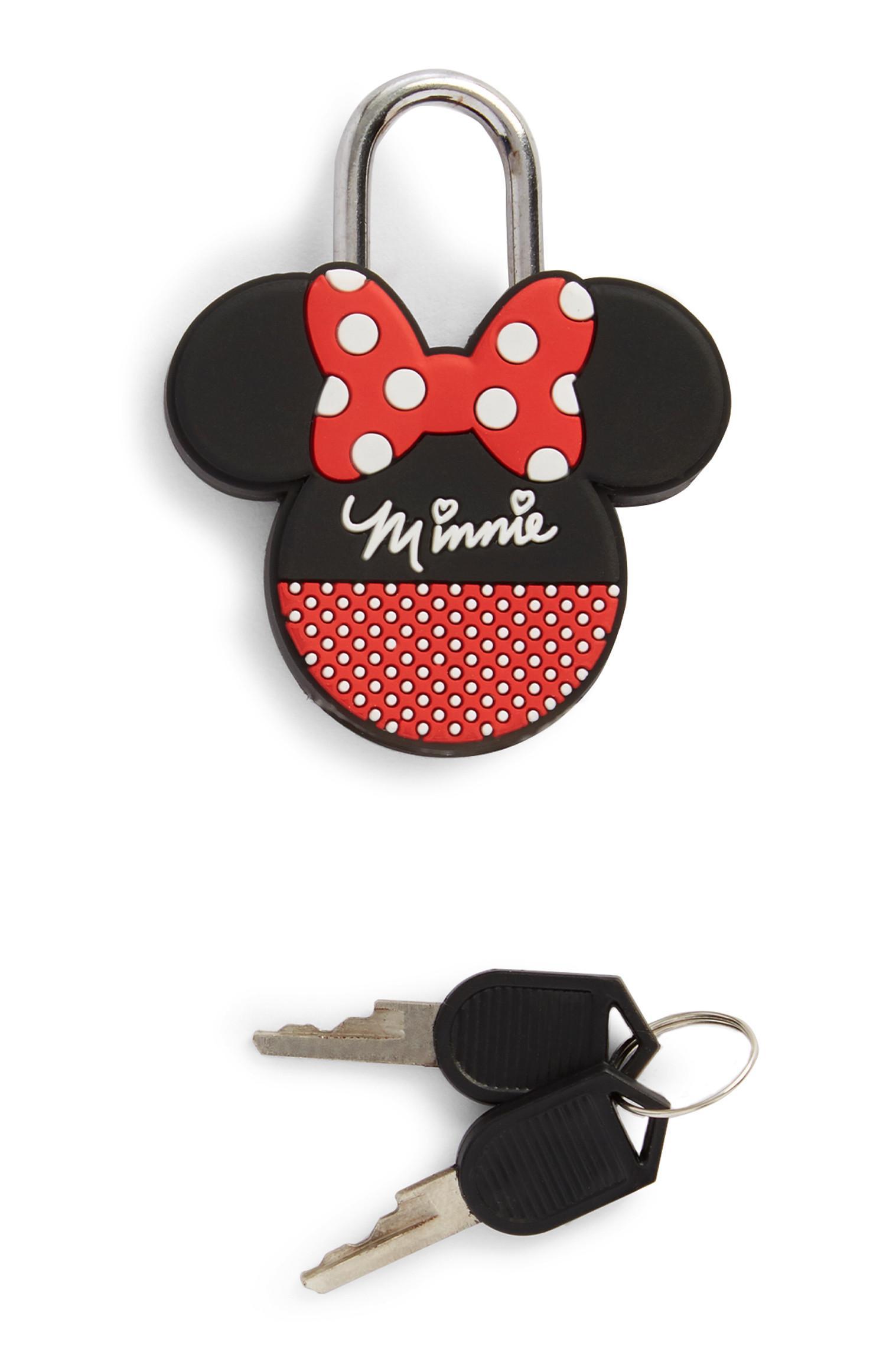 Minnie Mouse Lock