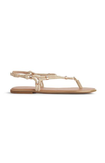 Stone Rope Sandal
