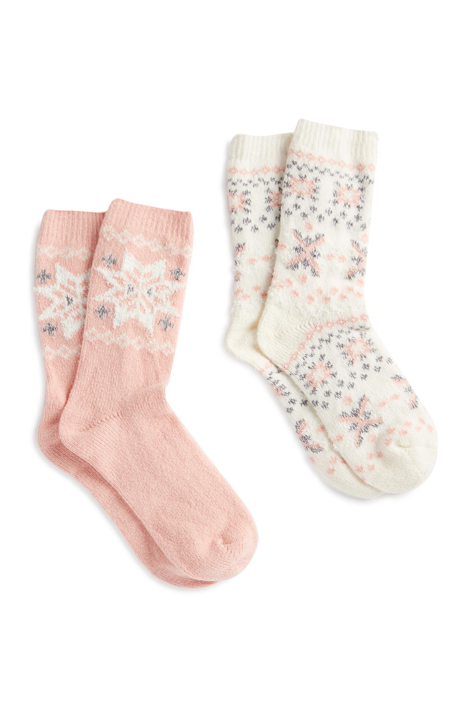 Luxury Sock 2Pk