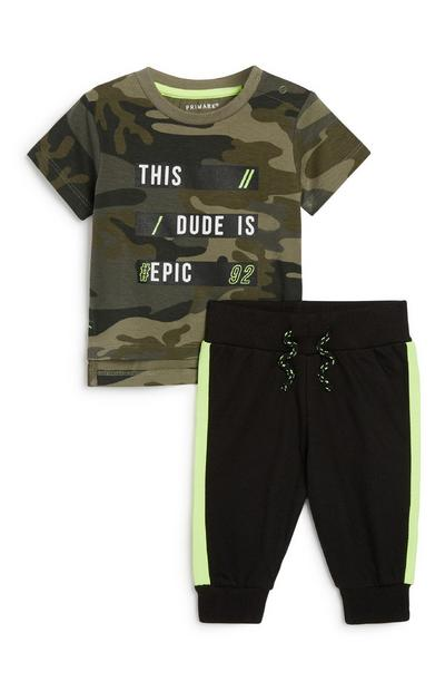 Baby Boy 2Pc Outfit Set