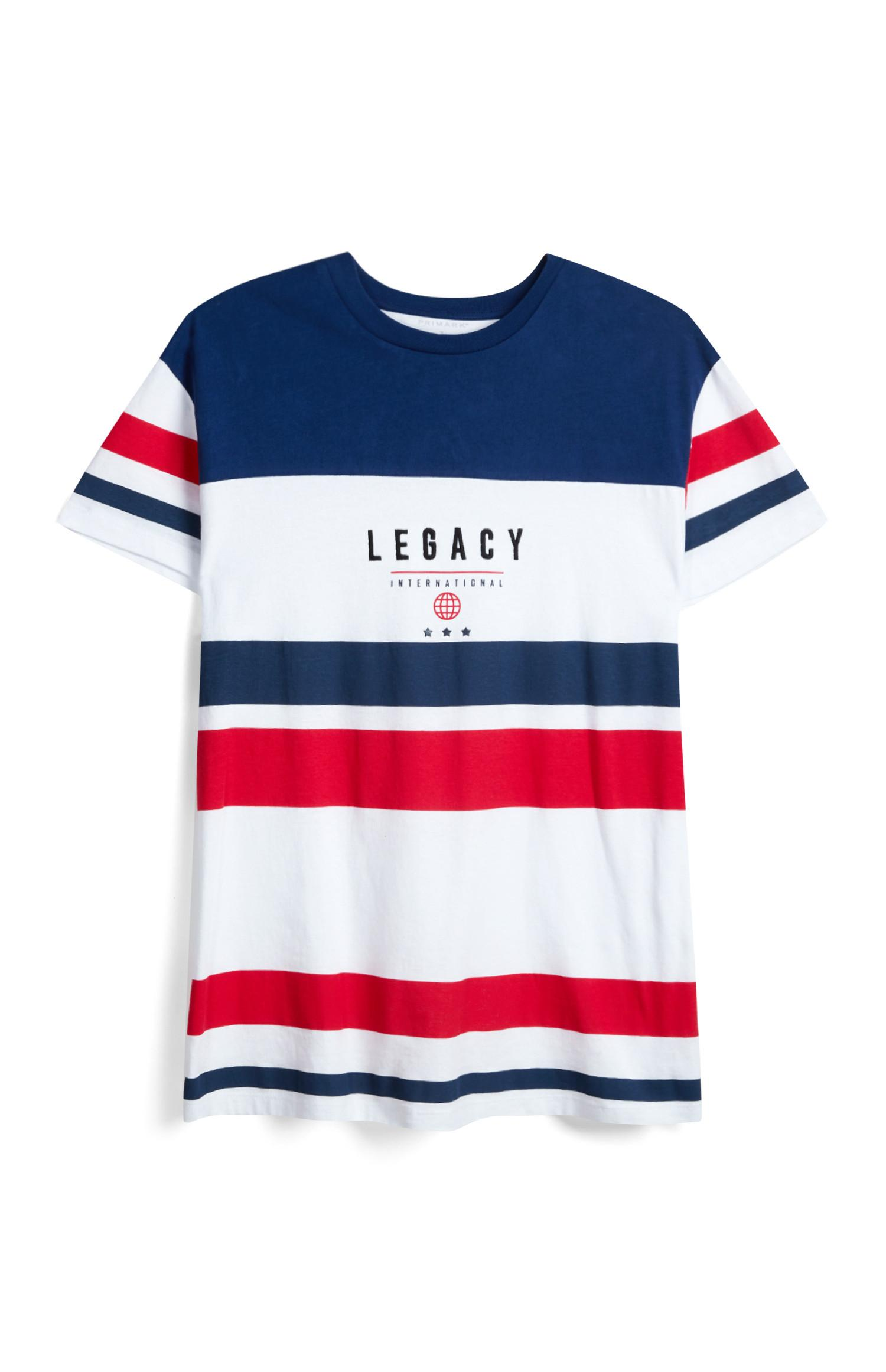 Stripe Legacy T-Shirt