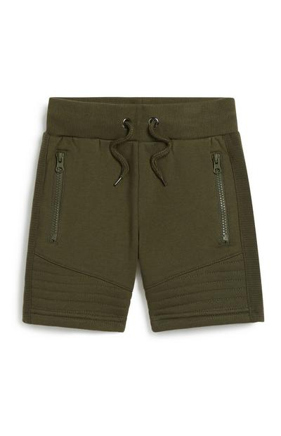 Younger Boy Khaki Short