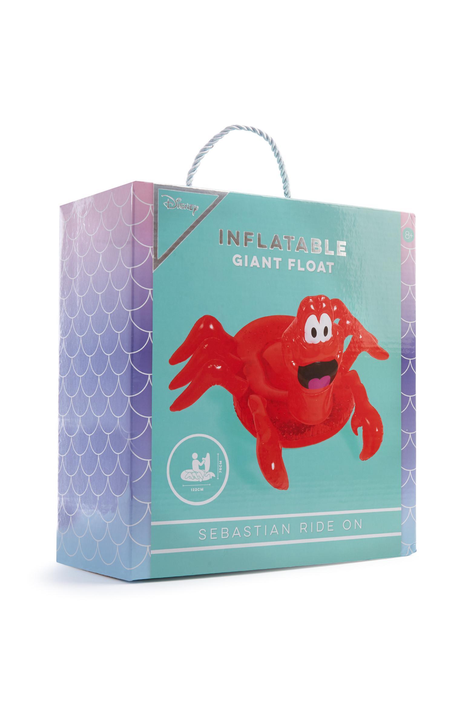 Inflatable Sebastian