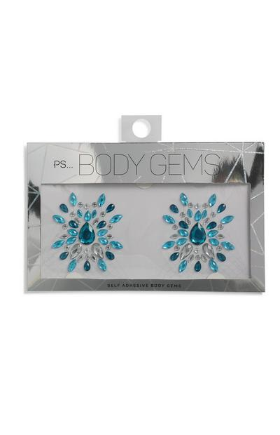 Blue Body Gems