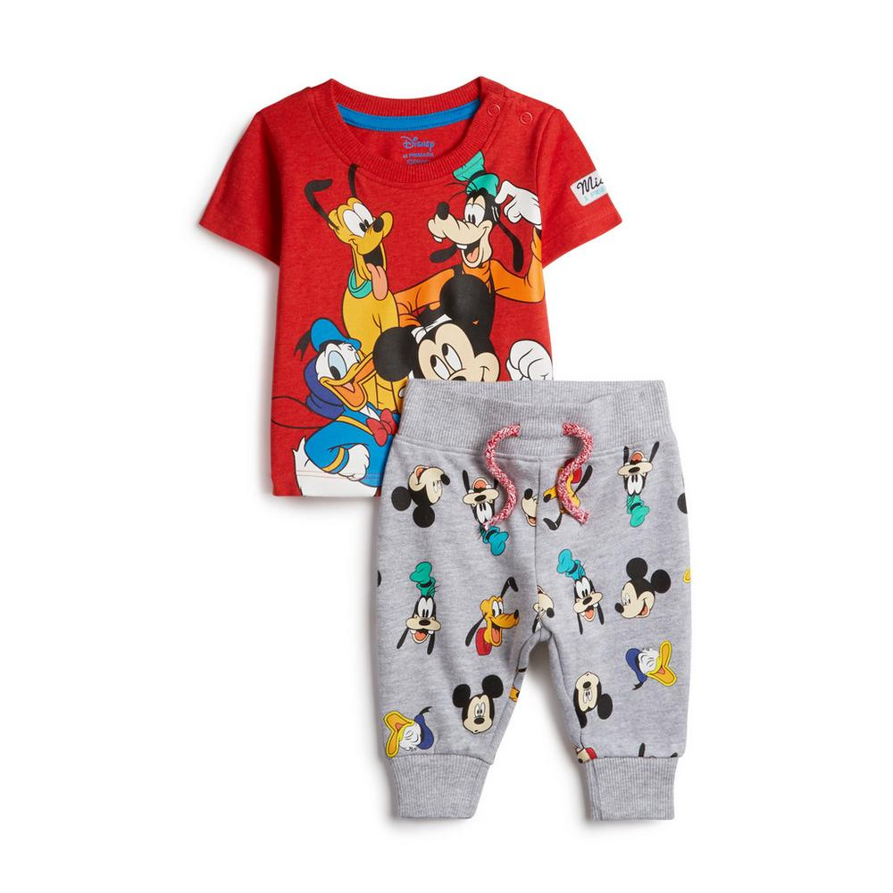 a606d7853 Baby Boy Mickey Mouse Outfit 2Pc | Baby Boy | Kids | Categories ...