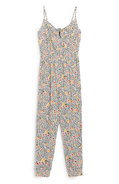 Older Girl Jumpsuit