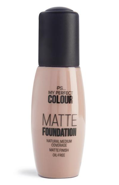 Matte Foundation Porcelian