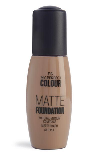 Matte Foundation Nude
