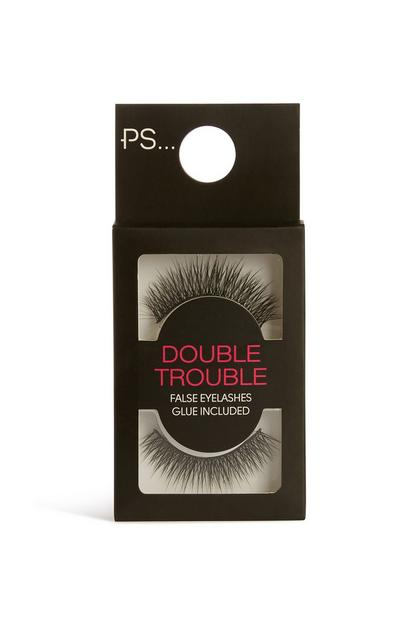 Double Layer False Lashes