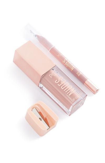 Nudes Lip Kit