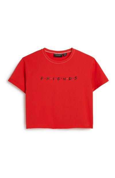 Friends Crop T-Shirt