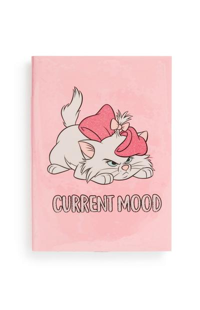 Aristocats Marie Pink Notebook